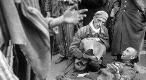 Poparcie Niemców dla eksterminacji Polaków i Żydów było masowe nawet po...
