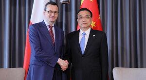 Stawiamy na pragmatyzm w relacjach z Chinami